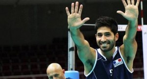 rafael redwitz french volleyball setter