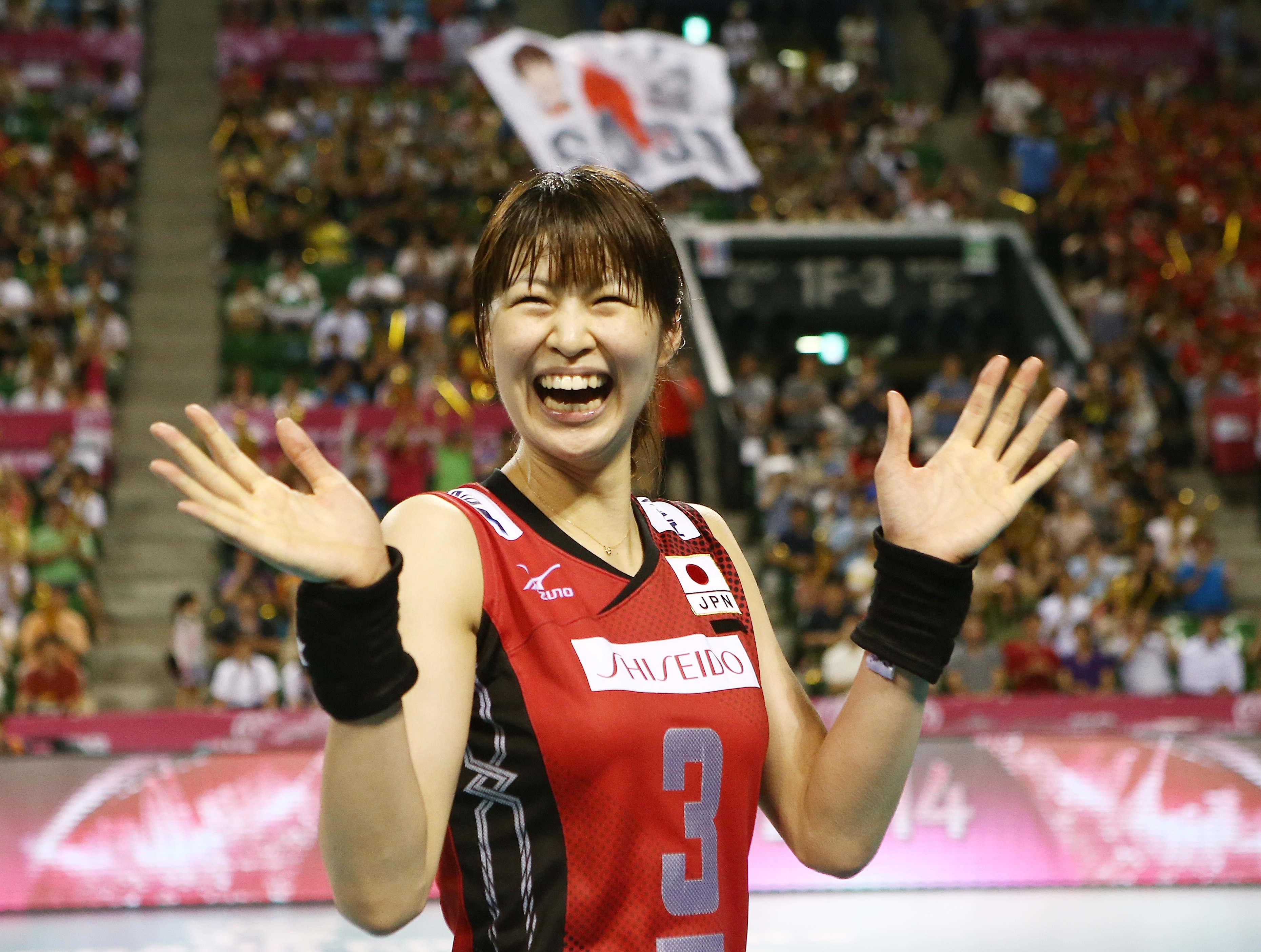 カレンダー 2014 and 2015 カレンダー : Saori Kimura Volleyball Japan Team