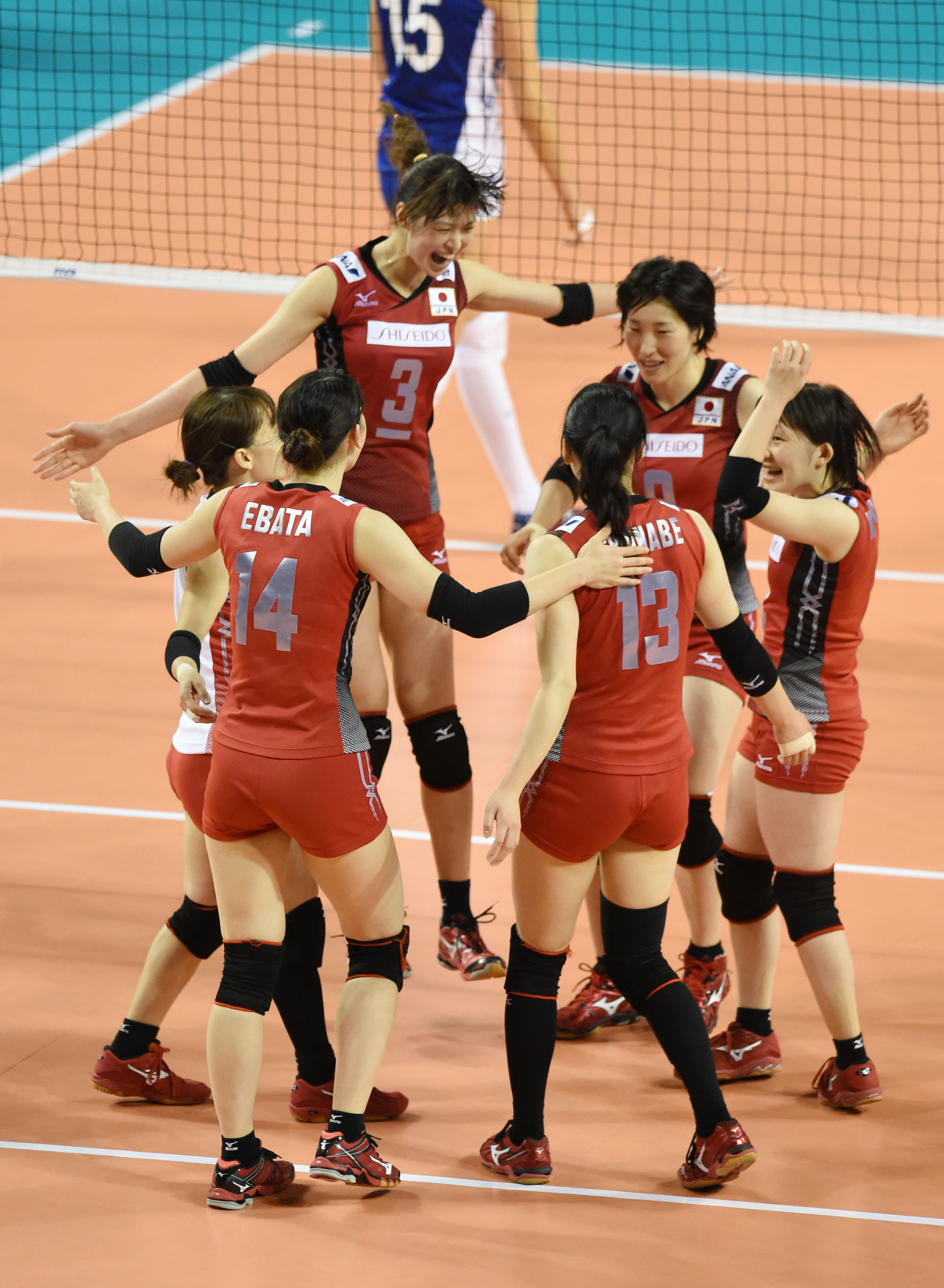 Saori Kimura Japan Volleyball Team Hybrid