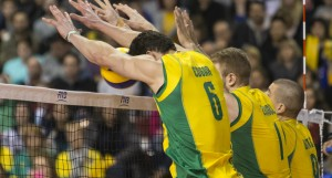 FIVB Volleyball World Tour 2014 - Australia v Belgium
