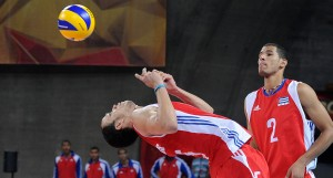 2014 FIVB World Championship Volleyball Rallies