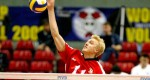 Steve Brinkman Canadian Middle Blocker Volleyball Player