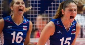 best russian volleyball player tatiana kosheleva