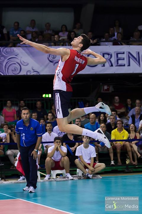 Matt Anderson Best Hottest Usa Volleyball Player