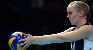 nicole fawcett usa volleyball player
