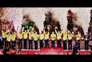 2014 FIVB Grand Prix Gold Medal Match Brazil vs Japan