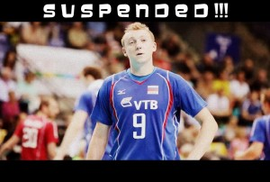 alexey spiridonov russian volleyball player