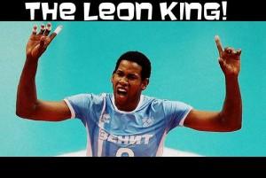 wilfredo leon cuban volleyball player