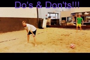 How to Make Friends in Beach Volleyball (Do's & Don'ts)