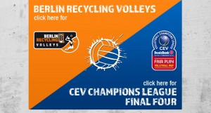 2015 CEV Champions League volleyball