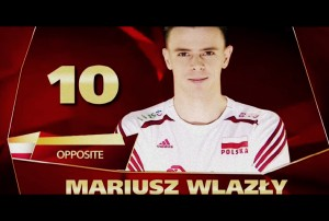 mariusz wlazly mvp the best polish volleyball player