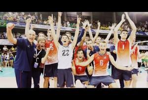 USA team gold medal