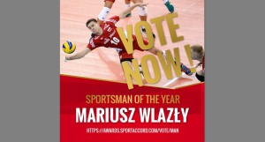 FIVB Volleyball Men's World Championship MVP Mariusz Wlazly
