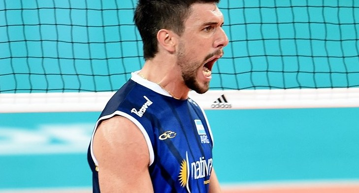 facundo conte best volleyball player