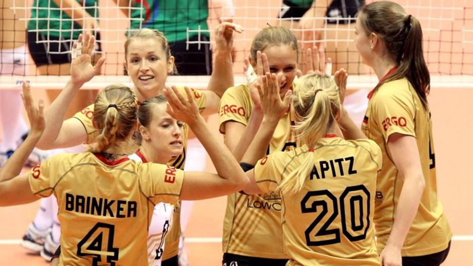 volleyball team deutschland