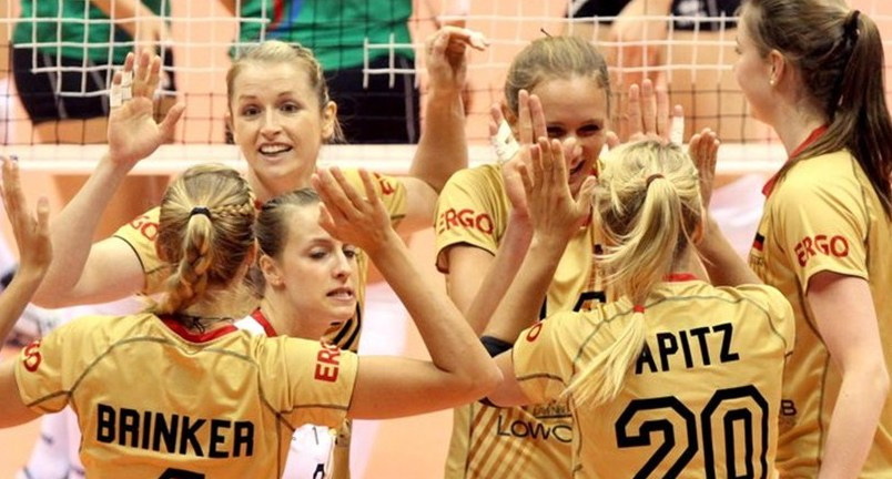 germany womens volleyball team