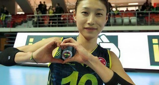kim yeon koung best volleyball player
