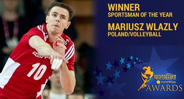 mvp mariusz wlazly sportsman of the year