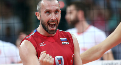 sergey tetyukhin best volleyball player