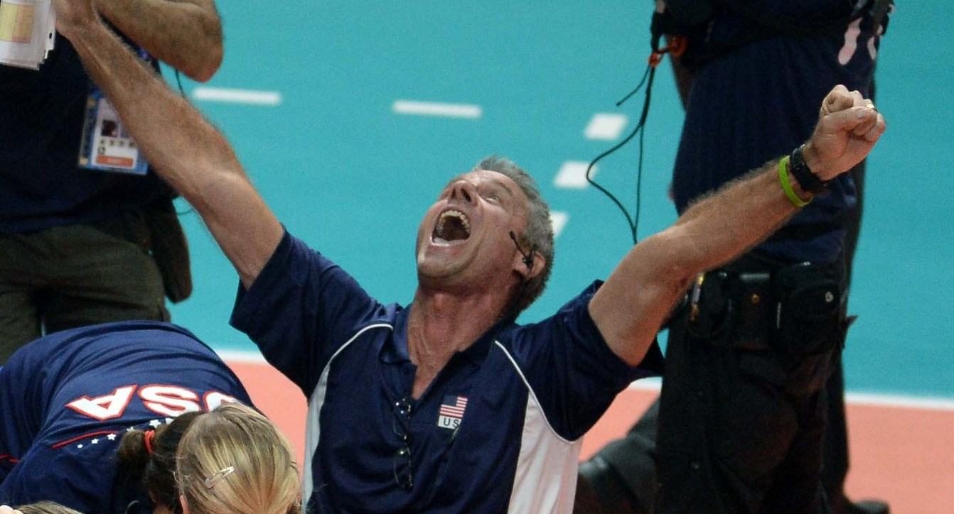 karch kiraly usa womens volleyball coach