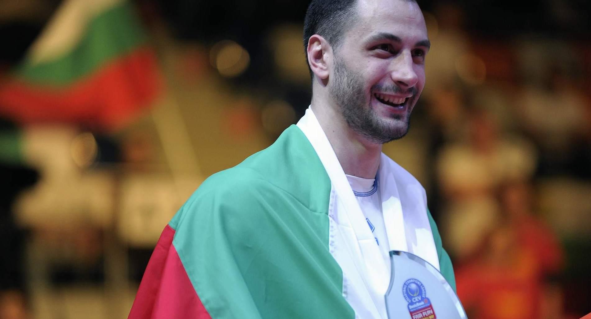 matey kaziyski best bulgarian volleyball player