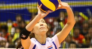 noootsara tomkom best volleyball setter