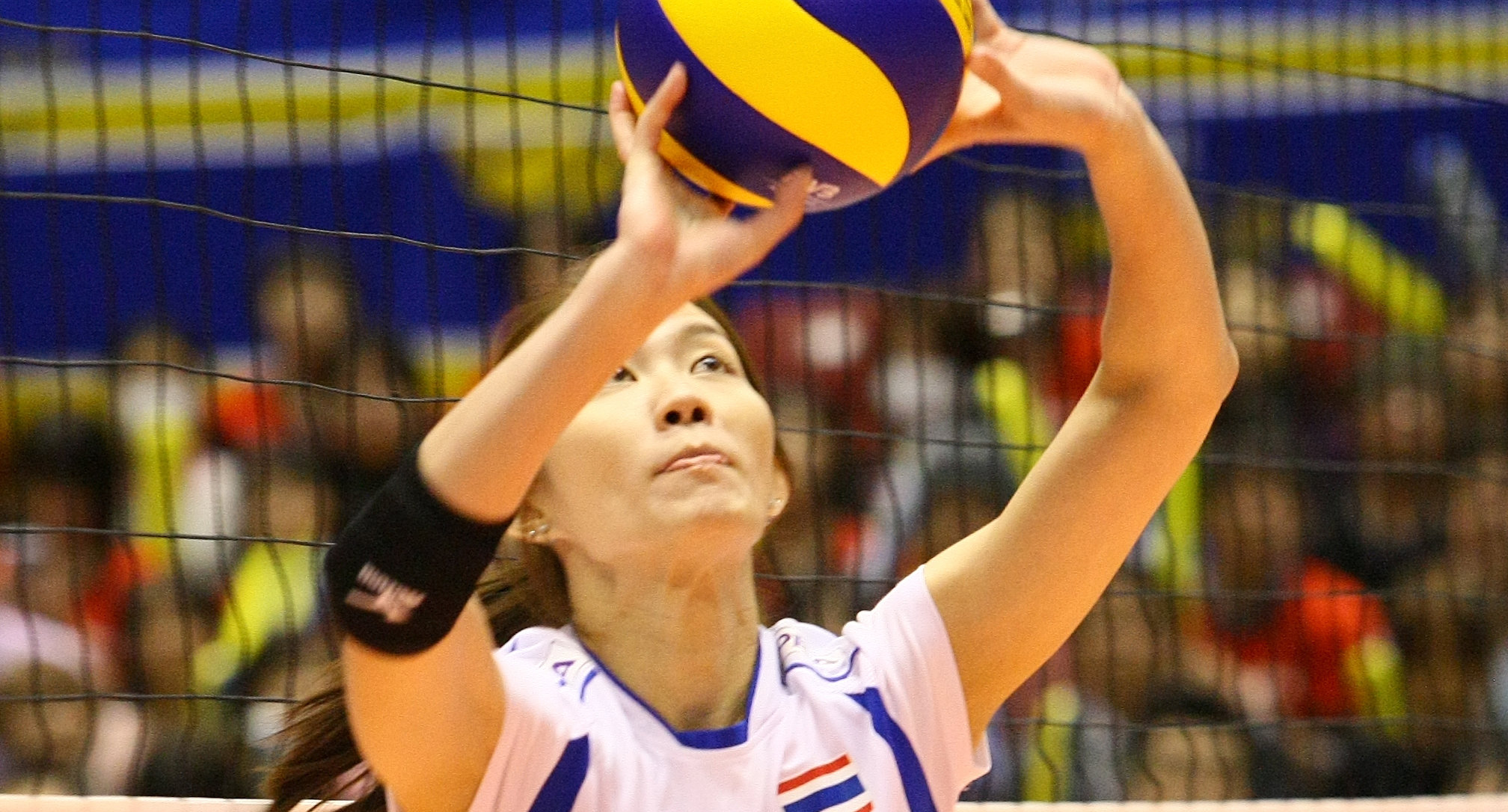 setter nootsara tomkom best thailand volleyball player