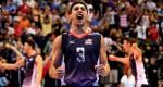 FIVB Men's Volleyball World League: Russia vs USA