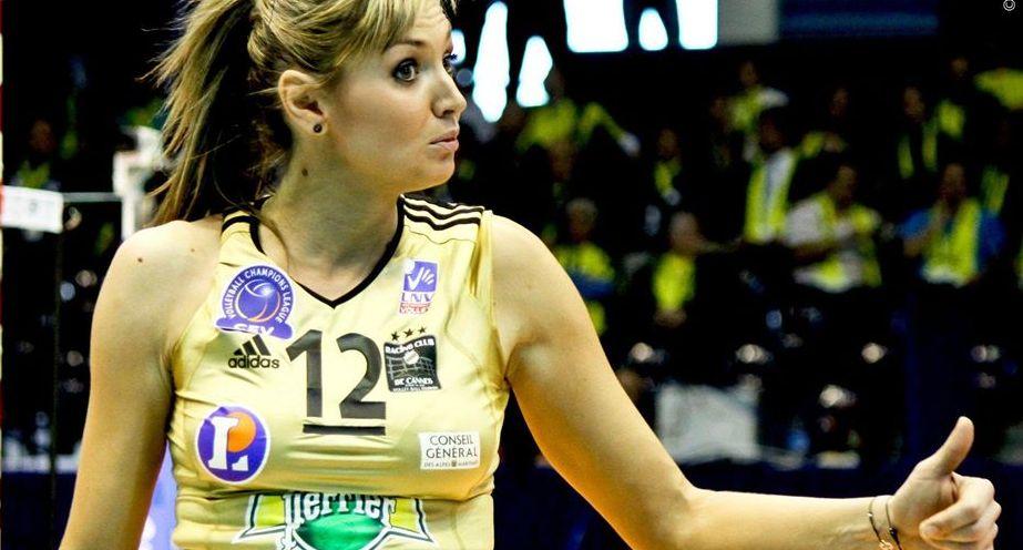 victoria ravva best french volleyball player