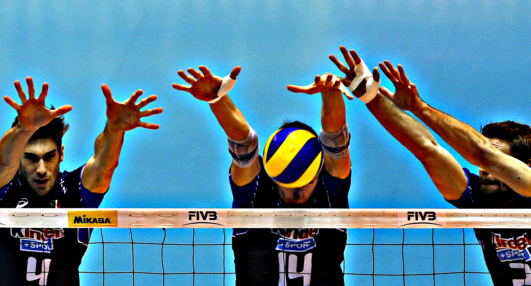 How to Play Volleyball images