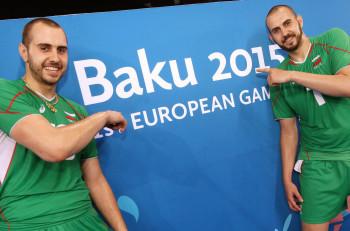 Bulgaria Volleyball Twins Georgi and Valentin Bratoev 4