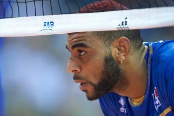 France v Belgium: FIVB World Championships (G)