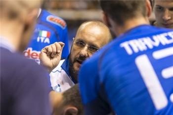 mauro berruto italy volleyball head coach 2