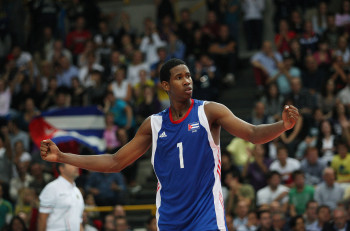 wilfredo leon best volleyball player