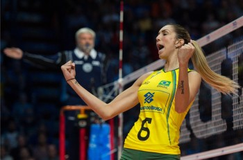 Thaísa Menezes ~ Brazil Volleyball Players