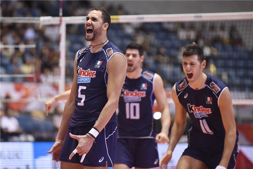 Best Volleyball Player Osmany Juantorena Cuba