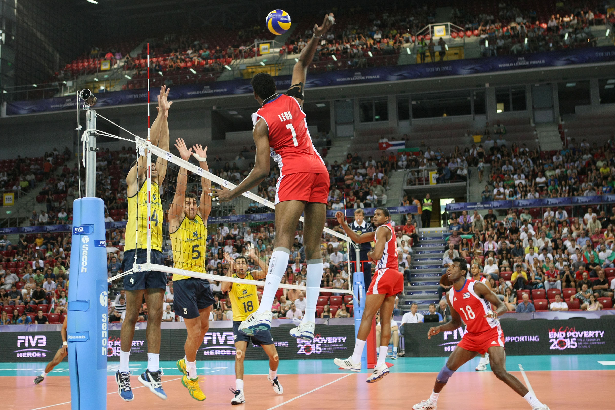 Volleyball Tip Of The Day Powerful Volleyball Hitting Tips