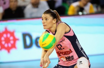 Volleyball player francesca piccinini