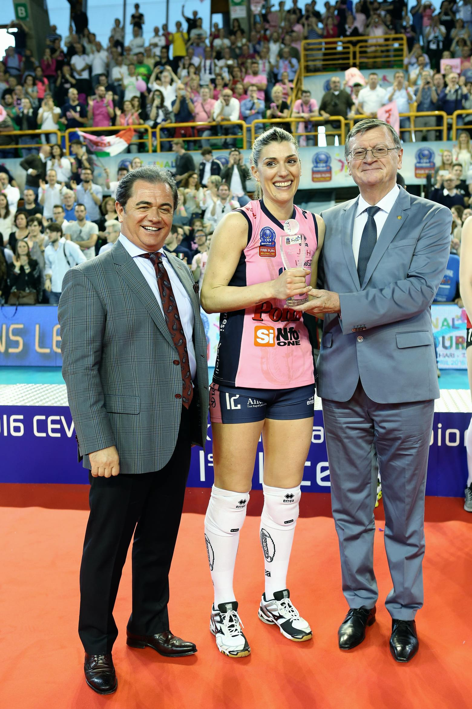 francesca piccinini best volleyball player