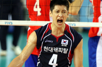 NO-077 07/12/2009  KOR vs. FRA. korea NO:04 MOON,Sung-Min