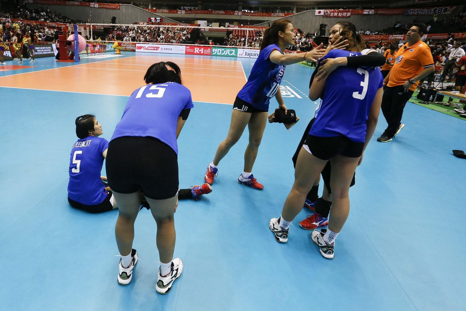thailand volleyball