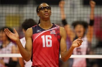 foluke akinradewo best volleyball player 1