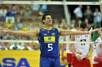 sidao best volleyball player brazil