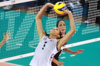 alisha glass best volleyball setter USA