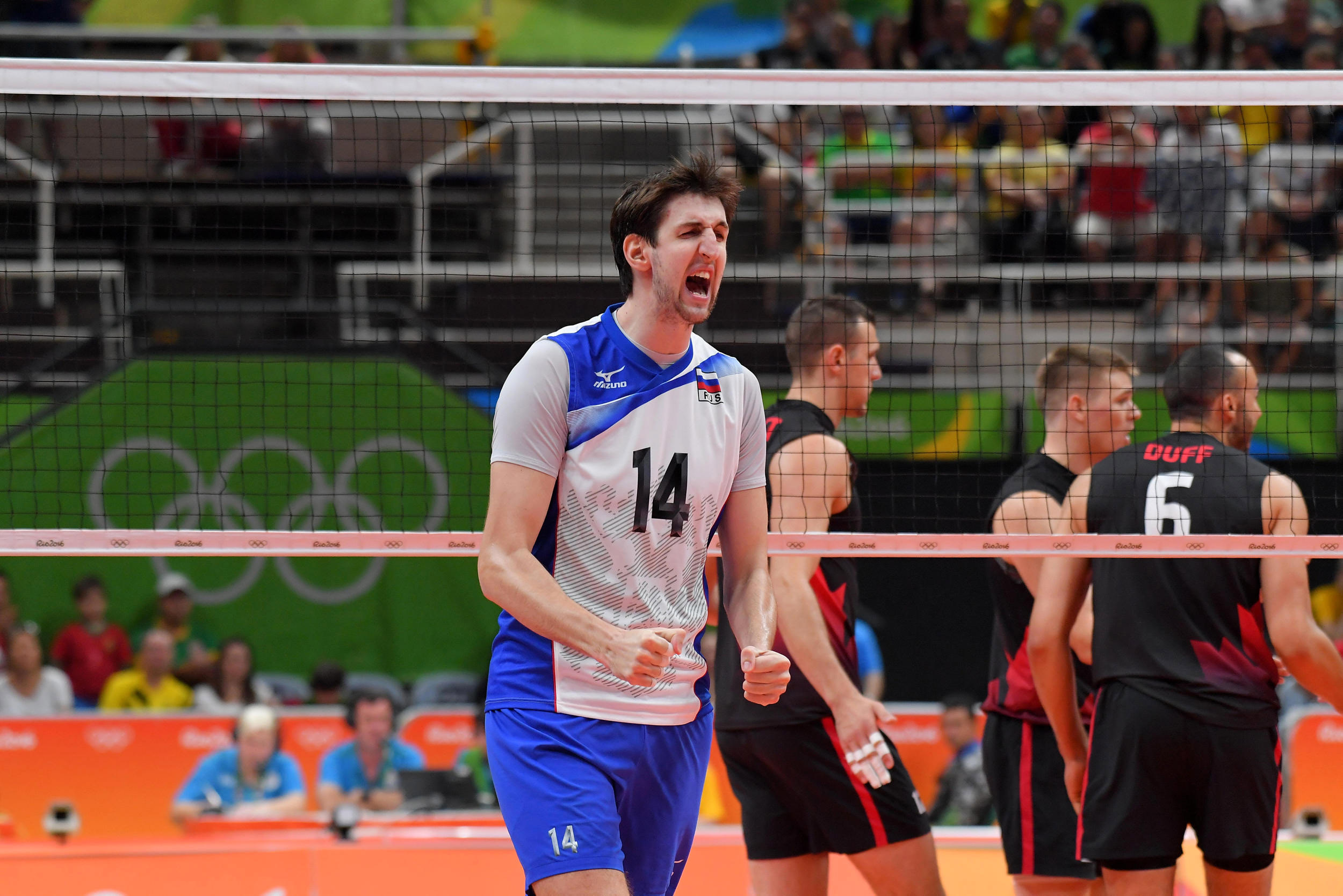 Artem Russia  city images : Artem Volvich of Russia | Volleywood