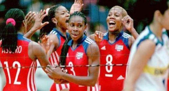 Cuba Volleyball Player Interview: Mireya Luis