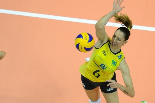 News - Brazils Thaisa returns after five-month injury layoff