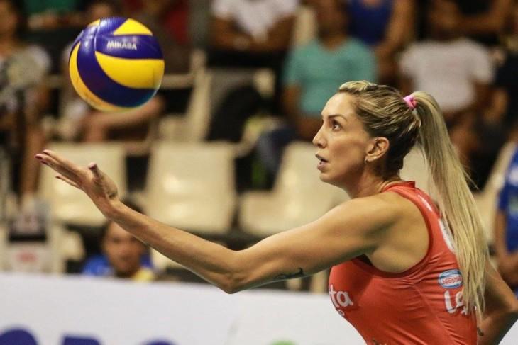 Thaisa Menezes Best Volleyball Brazilian Middle Blocker