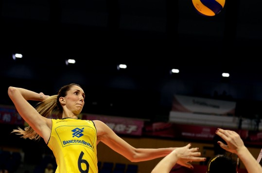 Two more players quit Brazilian National Team: Thaisa